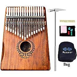S-tubit 17/15/10 Key Kalimba Bag - Storage Thumb Piano Mbira Sanza Case Handbag justifiable