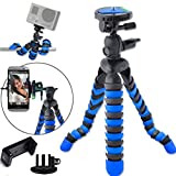"Best Flexible Tripod For Cell Phones - Surom Universal 12"" Inch Digital SLR Flexible Tripod Review"