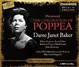Monteverdi: The Coronation of Poppea by Chandos (2010-06-29)