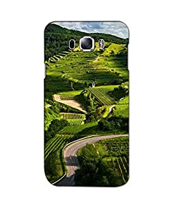 Crazymonk PREMIUM DIGITAL PRINTED 3D BACK COVER FOR SAMSUNG GALAXY J5(2016)
