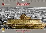 Ecuador 2020 Zwischen Hochland und Küste (Wandkalender 2020 DIN A4 quer): Ecuador - kleines Land mit vielen Facetten (Monatskalender, 14 Seiten ) (CALVENDO Orte) -