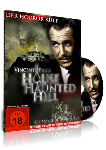 House of Haunted Hill - ( Die 7 Särge des Dr. Horror ) (Haunted-house-film)