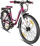 🏷️ Bicicleta 24 Prometheus Rosa