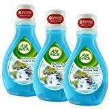 Air Wick Activ Gletscherfrische, 3er Pack (3 x 375 ml)