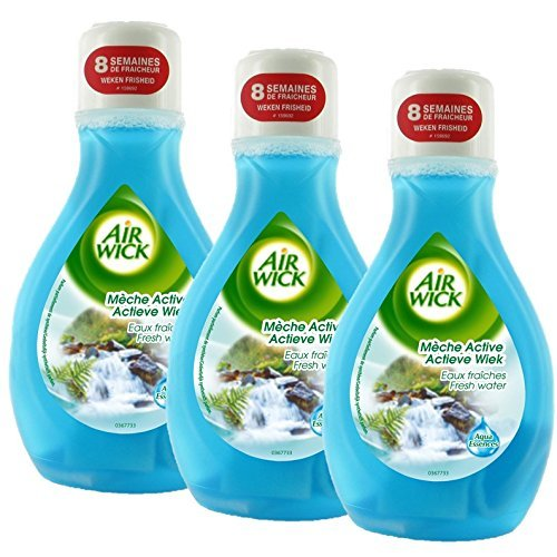 Air Wick Activ Gletscherfrische, 3er Pack (3 x 375 ml)