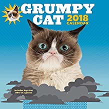 2018 Wall Calendar: Grumpy Cat (Calendars 2018)
