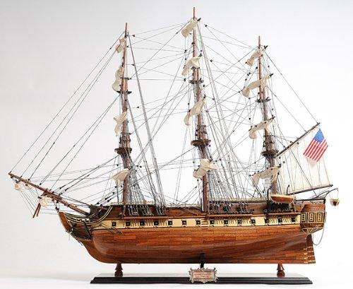 Nordhavn uss 1794 - modellino di barca a vela in legno, articolo decorativo
