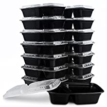 Portion Control Containers 7 Pieces Multi-Colored/Kit for Weight Loss With COMPLETE E-GUIDE, Leak Proof, Ideal Food Storage Containers for Meals & Diet, Lunch Boxes & Food Savers
