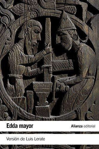 Edda mayor (El Libro De Bolsillo - Literatura)