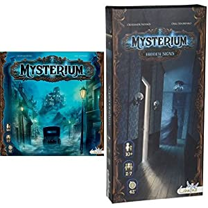 Libellud Mysterium Game by Libellud