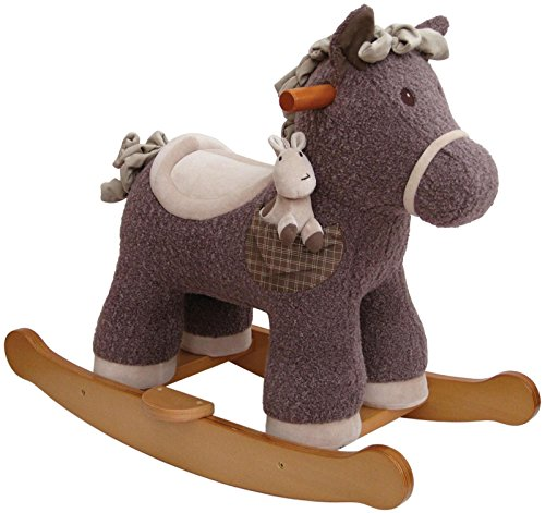 Little Bird Told Me Bobble and Pip - Infant Rocking Horse