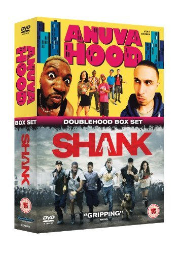Bild von Anuvahood / Shank Doublehood Box Set [DVD] by Kedar Williams-Stirling