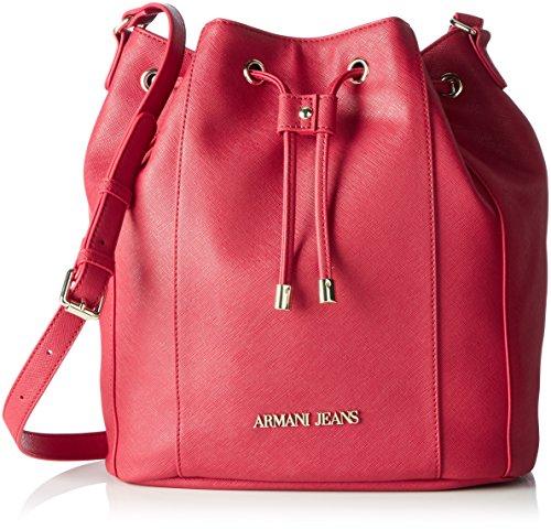 Armani - 922563CC857, Borsa baguette Donna Pink (GERANIO 08873)