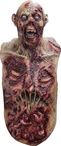 Generique - Große Zombie Maske Hand bemalt