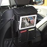 Carreguard Imperméable et Durable Organiseurs pour voiture Arrière Siège Organisateur Titulaire de Sac Rangement,Ice Fresh Bag Voyage (Noir)