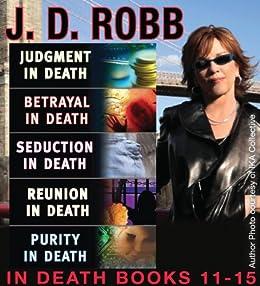 J.D. Robb  THE IN DEATH COLLECTION Books 11-15 von [Robb, J. D., Roberts, Nora]