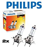 PHILIPS H7 VISION 55W - 2 pcs. | 30% more light |