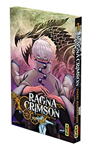 Ragna Crimson Edition collector Tome 1