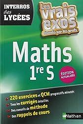 Interros des Lycées Maths 1re S