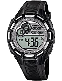 Calypso Uhr cal-22753–Armbanduhr Herren, Armband aus Kunststoff Farbe schwarz