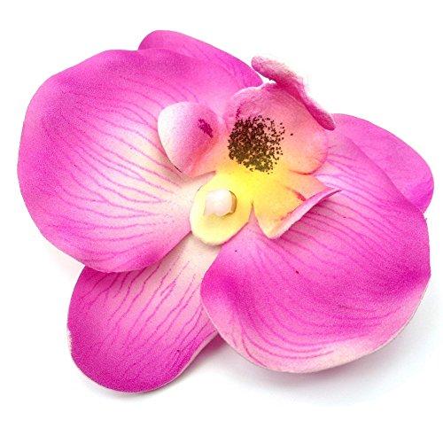 rougecaramel--Accesorios-Cabello--Alicate-pelo-flor-orqudea--Fuchsia