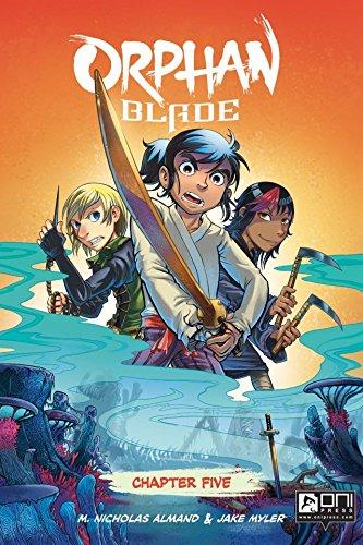 Orphan Blade #5 (English Edition) -