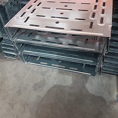 12 m Kabelrinne Kabelkanal mit integ.Verbinder Jupiter 60x300 mm Profiware von powerpreis24® ...