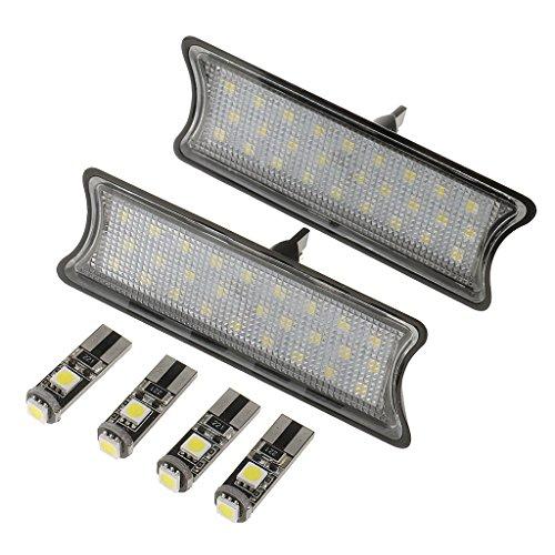 Homyl Kit Lampe pour Toit Ampoules Intérieur Lumière Plafonniers Auto Pièce