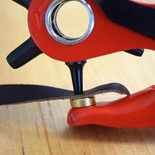Knipex 9070220Revolverlochzange Locher Zangen Werkzeug