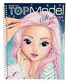 Depesche 005419 - Malbücher, Create Your Top Model Make Up