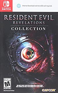 Resident Evil Revelations Collection for Nintendo Switch (B074JMQFDY) | Amazon price tracker / tracking, Amazon price history charts, Amazon price watches, Amazon price drop alerts