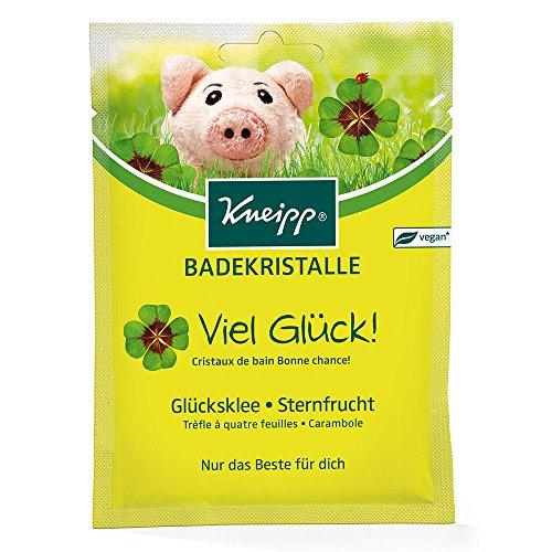Preisvergleich Produktbild Kneipp Badekristalle Viel Glück, 4er Pack (4 x 60 g)