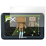 atFoliX Displayschutz für Garmin nüvi 55LMT/55LT Spiegelfolie - FX-Mirror Folie mit Spiegeleffekt