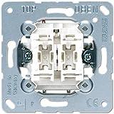 Jung 505U serie tuimelschakelaar, 250 V