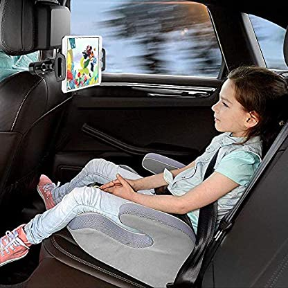 Nulaxy-Tablet-Halterung-Auto-Tablet-Kopfsttzenhalter-Universal-Tablet-Halterung-Auto-Kopfsttze-fr-Pad-Air-Mini-2-3-4-Pad-2018-Pro-97-105-Tab-Smartphone-und-Tablet-mit-4711-Zoll