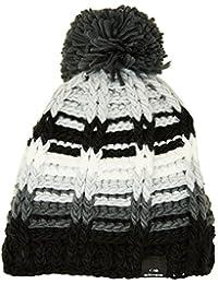 Eider yawgoo II Gorro, color negro, tamaño talla única