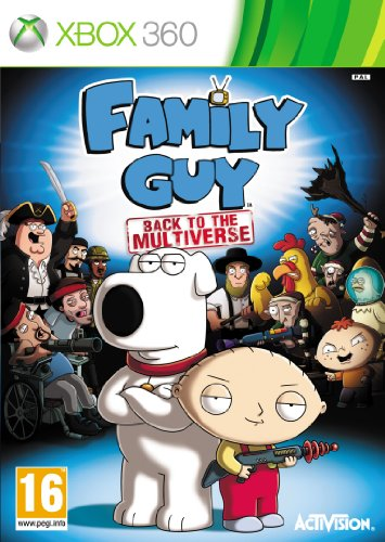 Das Guy Videospiel Family (Family Guy: Back to the Multiverse (Xbox 360) [UK IMPORT])