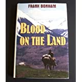 Blood on the Land (G K Hall Large Print Book Series)