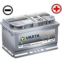 BATTERIA VARTA START-STOP EFB (enhanced flood battery) ORIGINALE D54 565500065