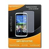 SWIDO 4 x Pellicola Protettiva HTC Desire 526G Dual Sim Screen Protector Pellicola Protettiva Film AntiReflex antiriflesso