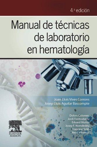 Manual de técnicas de laboratorio en hematología + StudentConsult en español