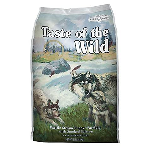 Taste Of The Wild Puppy Food Pacific Stream with Smoked Salmon 6.8 Kg