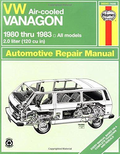 Bently-motoren (VW Vanagon (Air-Cooled), 1980-1983 (Haynes Manuals))