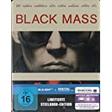 Black Mass limited Steelbook
