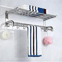 LHbox Tap Handtuchhalter Handtuchhalter Badezimmer Handtuchhalter Handtuchhalter 80 cm Badausstattung