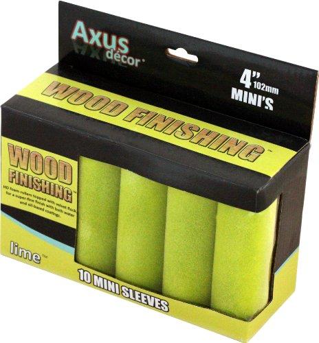axus-decor-mini-rulli-per-finitura-legno-confezione-da-10-colore-verde-lime