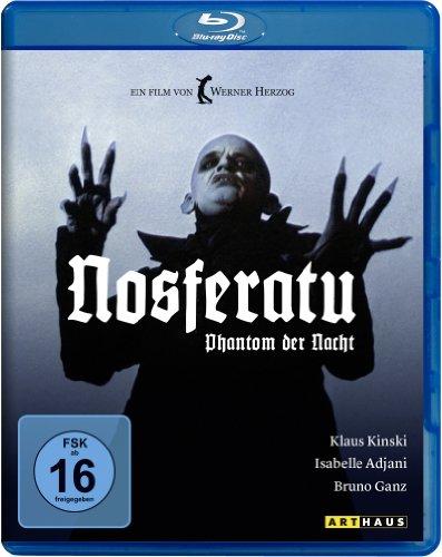 Bild von Nosferatu - Phantom der Nacht [Blu-ray]