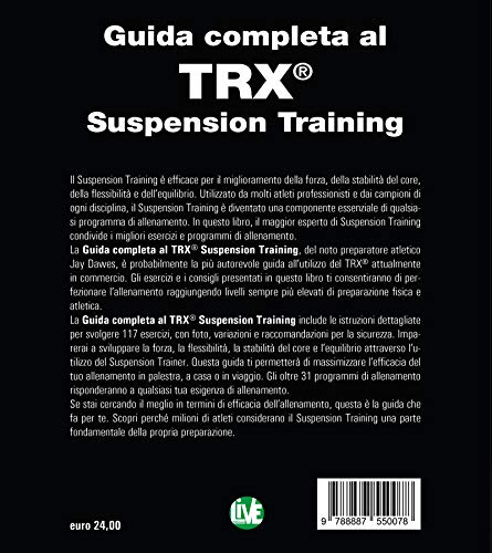 Zoom IMG-1 guida completa al trx suspension