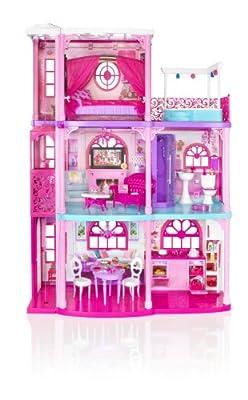 Mattel X3551 Barbie - Casa de muñecas y accesorios por Mattel
