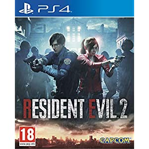 Resident Evil remake 2 uncut PEGI – Bonus Edition – PS4